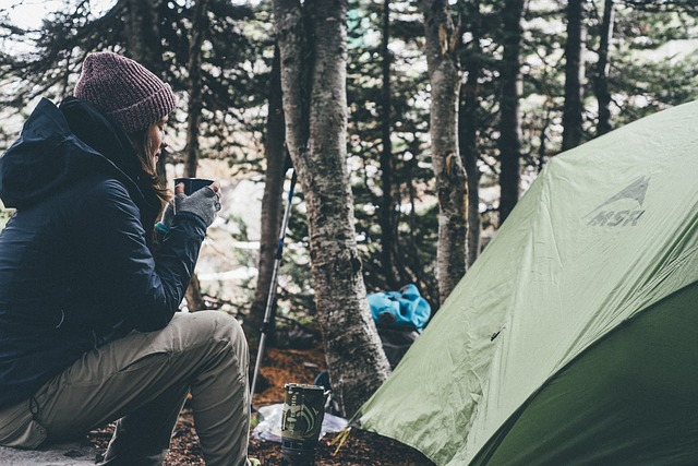 Astuces pour camper quand il fait froid